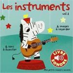 livre sonore les instruments