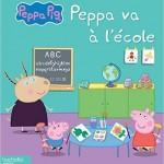 peppa pig école